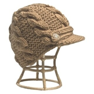 Equestrian Hat (Option: Brown)