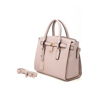 MKF Collection by Mia K. Farrow Danna Vegan Leather Satchel Bag