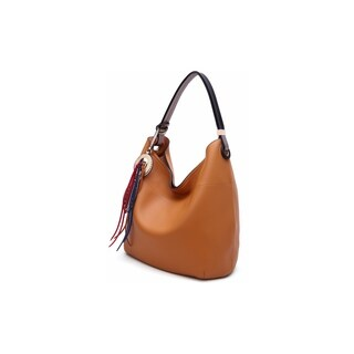MKF Collection by Mia K. Farrow Ciara Vegan Leather Hobo Bag