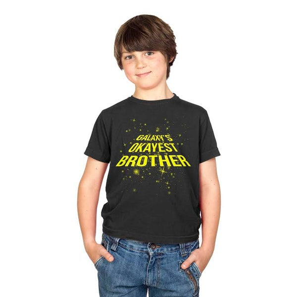 09fd49b9 Shop Youth Galaxys Okayest Brother T shirt Funny Space Novelty Vintage  Movie Tee - Free Shipping On Orders Over $45 - Overstock - 18849173
