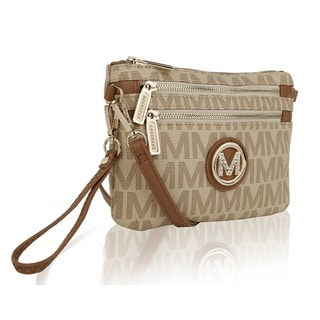 Link to MKF Collection by Mia K. Geneve M Signature Crossbody Similar Items in Shop By Style