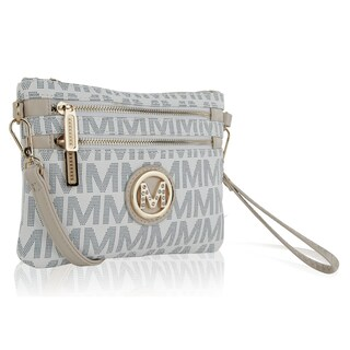MKF Collection by Mia K Farrow Geneve M Signature Crossbody (3 options available)