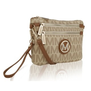 MKF Collection by Mia K Farrow Geneve M Signature Crossbody (2 options available)
