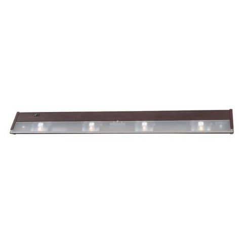 Acclaim Lighting Xenon Undercabinets Collection 4-Light 32-Inch Bronze Light Fixture