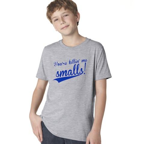 72eebec41 Youth You're Killing Me Smalls T shirt Funny Baseball Shirt Cool Novelty  Tees Humor