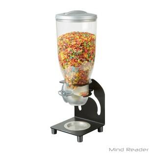 Mind Reader Metal Single Cereal Dispenser