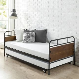Shop Signature Design By Ashley Trinell Brown Bed Free