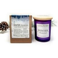 Winter Wonderland Wood Wick Candle