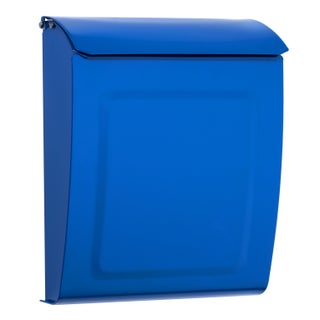 Architectural Mailboxes Aspen Locking Wall Mount Mailbox
