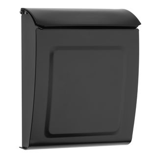 Architectural Mailboxes Aspen Locking Wall Mount Mailbox Blue