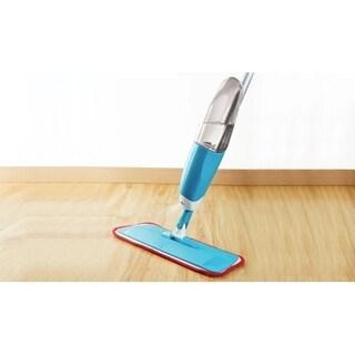 Power Spray Mop Handy Microfiber Mop With Reusable Microfiber Pad