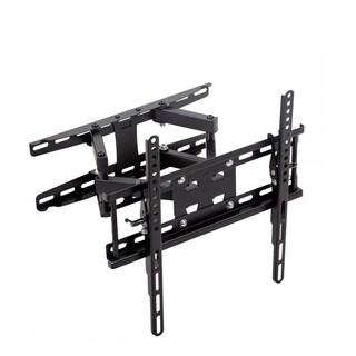 Full Motion Tilt TV Wall Mount Bracket Dual Arm for 32-55'' LCD LED
