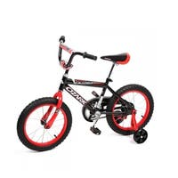 "16"" Steel Frame Children BMX Kids Bike Bicycle With Training Wheels"