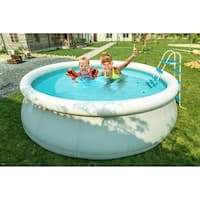 "15 'x 48"" Round Inflatable Fast Set Swimming Pool"