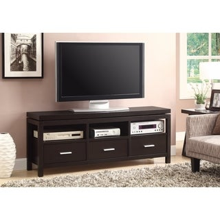 Fabulous Contemporary TV Console, brown