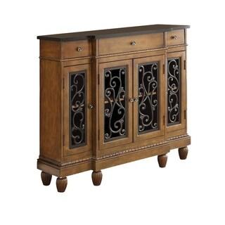Vidi Console Table, Oak Brown - oak brown