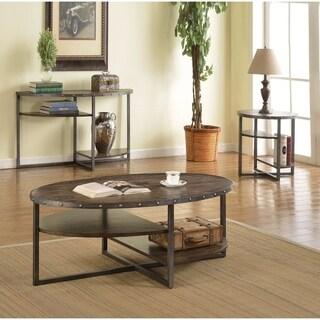 Trendy Coffee Table, Weathered Dark Oak