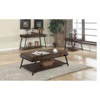 Smart Coffee Table, Weathered Dark Oak
