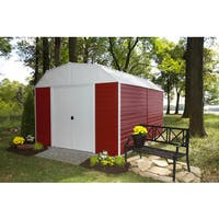 Lifetime Side Entry Shed Free Shipping Today Overstock