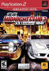 PS2 - Midnight Club 3: DUB Edition Remix Greatest Hits - Thumbnail 1
