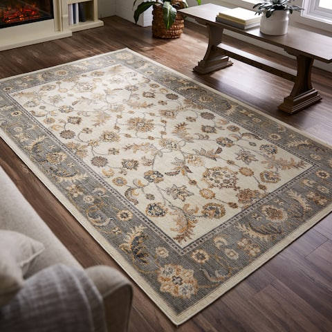 Mohawk Home Heirloom Fen Area Rug (7'6x10')