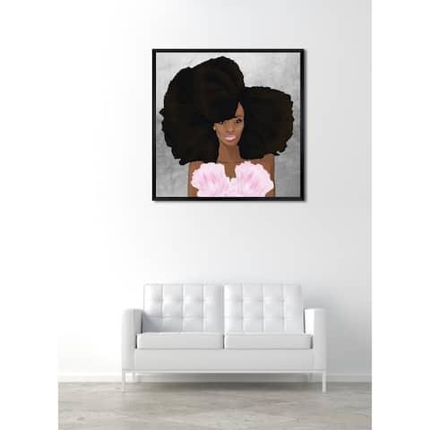 Oliver Gal 'Hair and Makeup' Framed Art