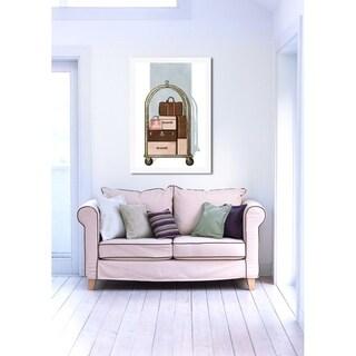 Oliver Gal 'Luxury Express' Framed Art