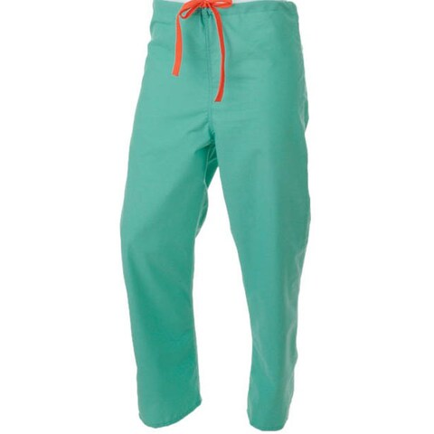 Medline Reversible Unisex Jade Drawstring Scrub Pants