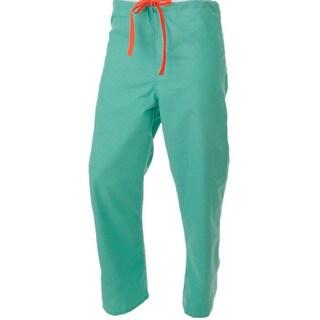 Medline Reversible Unisex Jade Drawstring Scrub Pants