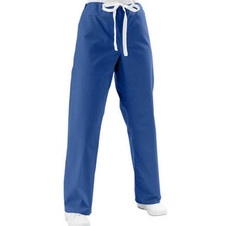 Medline Unisex Reversible Sapphire Scrub Pants (4 options available)