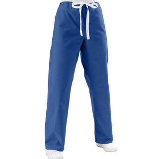 Medline Unisex Reversible Sapphire Scrub Pants|https://ak1.ostkcdn.com/images/products/1888388/P10215912.jpg?impolicy=medium