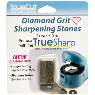 TrueSharp Sharpener Coarse Diamond Grit Replacement Stones