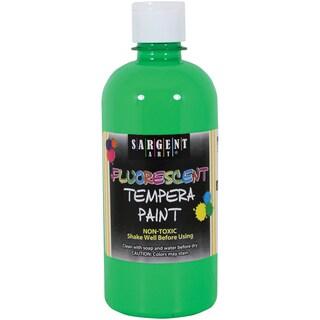 Fluorescent Tempera Paint 16oz