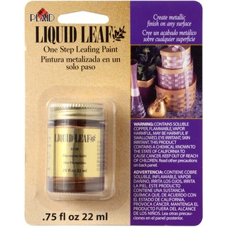 Liquid Leaf One-Step Leafing Paint .75oz