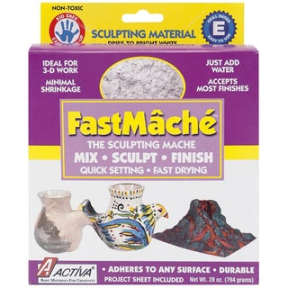 FastMache Sculpting Mache 2lb