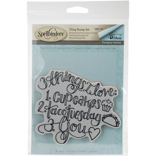 Spellbinders Stamps By Tammy Tutterow