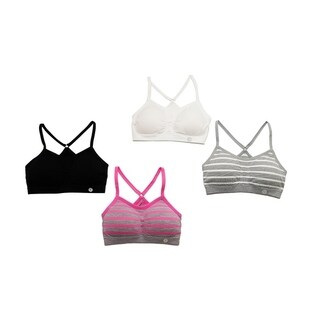 Layer 8 Girls Active 2 Pack Seamless Bralette