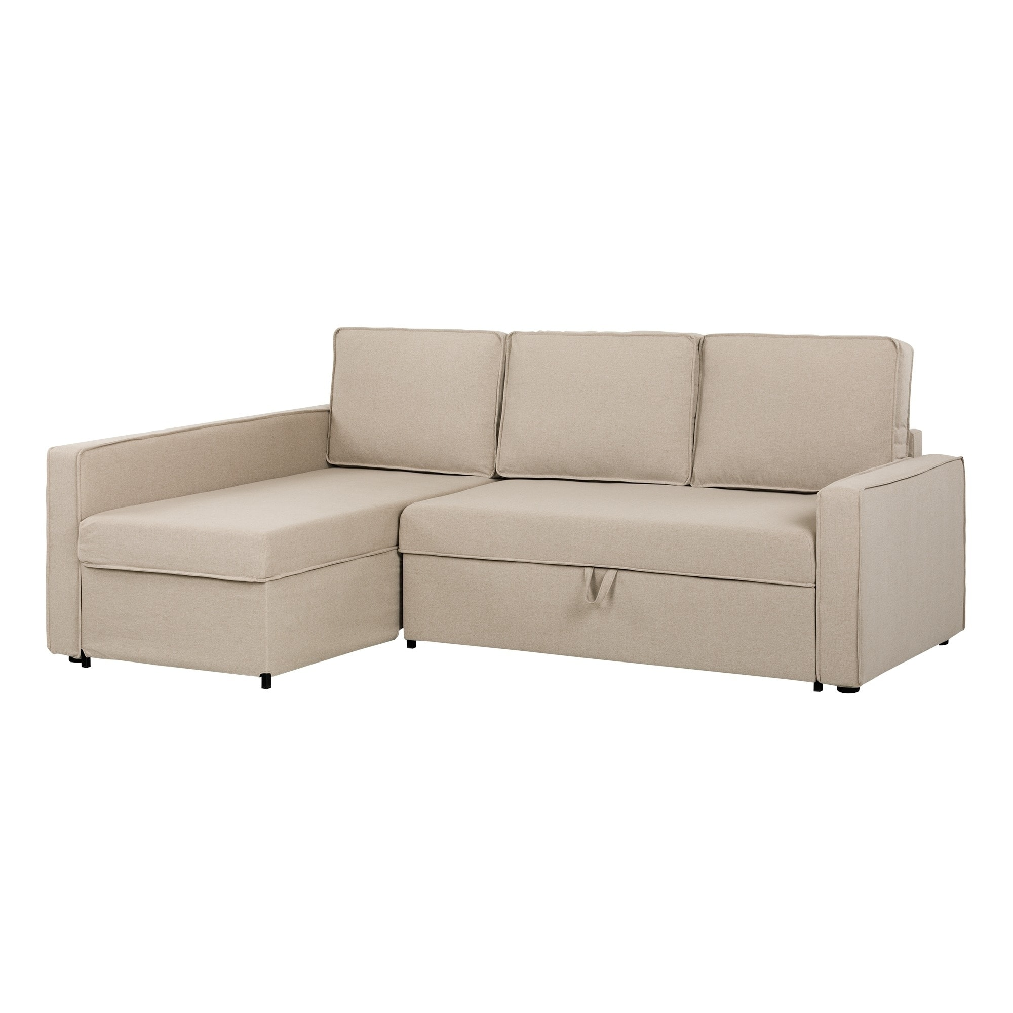 Sectional Sofa Connectors Canada: South Shore Live-it Cozy Sectional Sofa-Bed With Storage