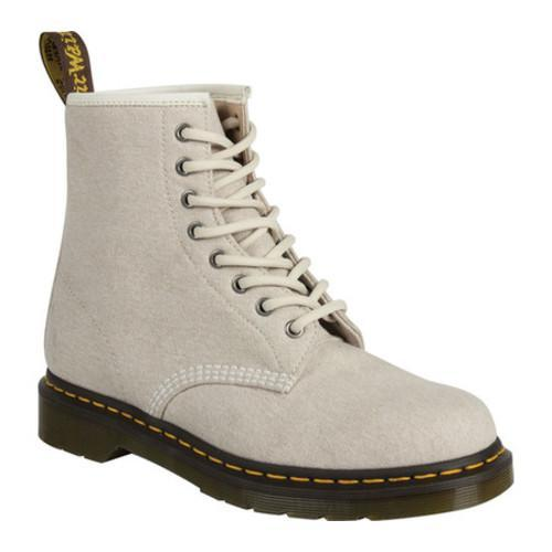2991de157c33d Shop Men's Dr. Martens 1460 8-Eye Boot Bone 10 Oz Washed Canvas - Free  Shipping Today - Overstock - 16560106