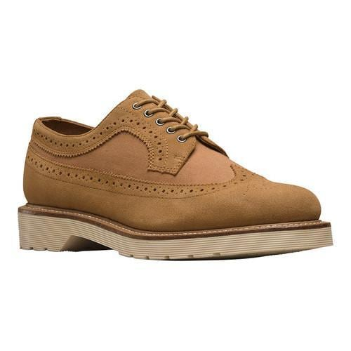 23a739f42a9 Shop Men s Dr. Martens Adrian Tassel Loafer Chestnut Hi Suede WP 8 Oz  Canvas - Free Shipping Today - Overstock - 16560137