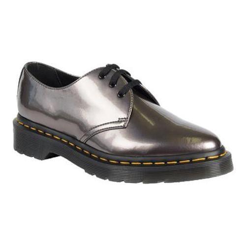 e6ec42c0d0 ... Women's Oxfords. Women's Dr. Martens Dupree 3 Eye Shoe Pewter  Spectra Patent