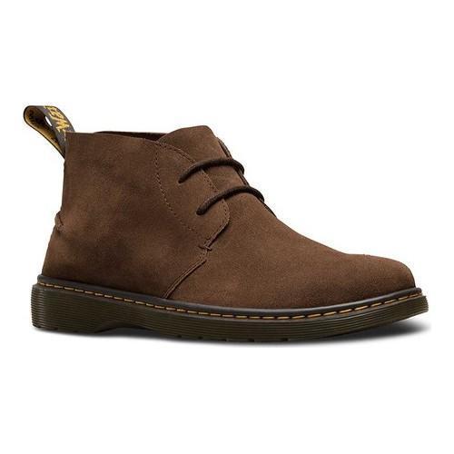 fe6dadc9ae8 Men's Dr. Martens Ember Desert Boot Dark Brown Bronx Suede