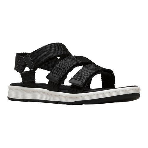 e48228d29134 Shop Men s Dr. Martens Maldon 3-Strap Sandal Black Webbing - Free Shipping  Today - Overstock - 16560520