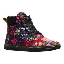 Women's Dr. Martens Maelly Padded Collar Boot Multi Floral Mix T Canvas
