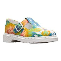 Women's Dr. Martens Polley T-Bar Mary Jane Multi Mandala TD Fine Canvas|https://ak1.ostkcdn.com/images/products/189/368/P22893362.jpg?impolicy=medium