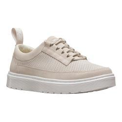 Men's Dr. Martens Reuban 5-Eye LTT Sneaker Bone Hi Suede