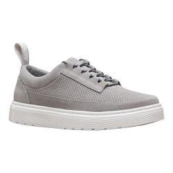 Men's Dr. Martens Reuban 5-Eye LTT Sneaker Mid Grey Hi Suede