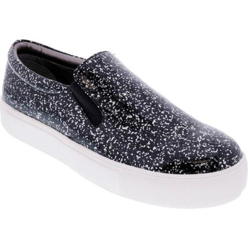 8a840cf78561 Shop Women's Bellini Accent Sneaker Black Sparkle - On Sale - Free Shipping  Today - Overstock - 16569435