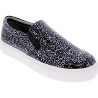 Women's Bellini Accent Sneaker Black Sparkle