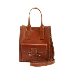 Women's Frye Casey Mini NS Tote Rust Leather